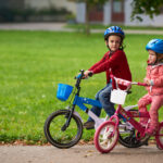 Bicycle, How to set up for childrens'?